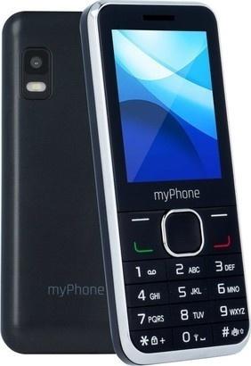 myPhone CLASSIC DS černý