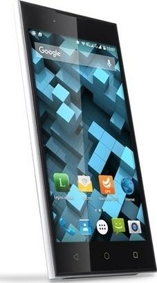 myPhone CUBE LTE bílý