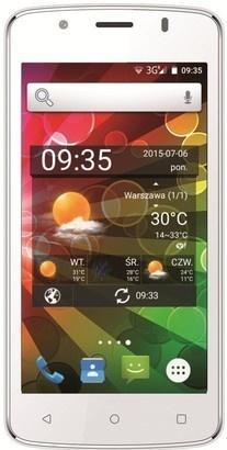 myPhone FUN 4 Dual SIM bílý
