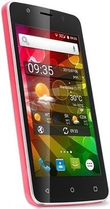 myPhone FUN 4 Dual SIM červený