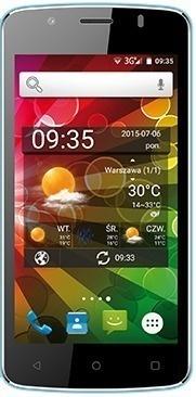 myPhone FUN 4 Dual SIM modrý
