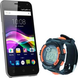 myPhone Fun 5 + hodinky DW-100