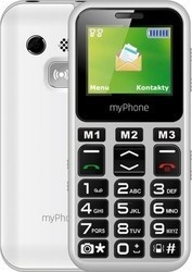 myPhone HALO Mini bílý