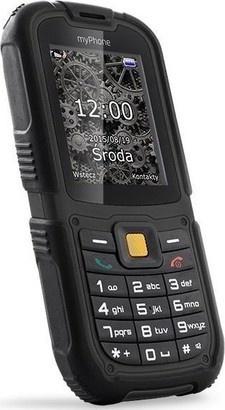 myPhone Hammer 2 černý Dual SIM