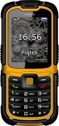 myPhone Hammer 2 oranžovo-černý