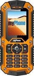 myPhone Hammer 2 oranžový Dual SIM