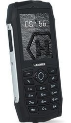 myPhone Hammer 3 Plus stříbrný