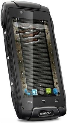myPhone Hammer AXE 3G černý