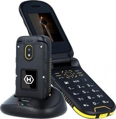 myPhone Hammer BOW Plus oranžovo-černý