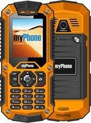 myPhone Hammer oranžovo-černý