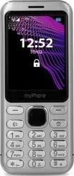 myPhone Maestro stříbrný