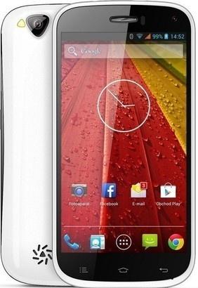 myPhone S-LINE 16GB bílý