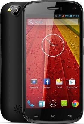 myPhone S-LINE 16GB černý