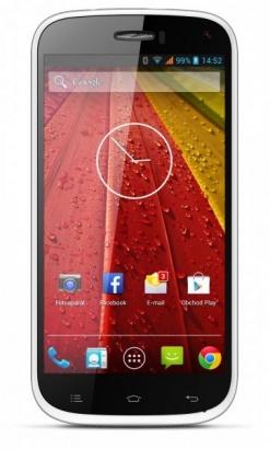 myPhone S-line White