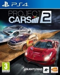 NAMCO Project CARS 2 hra PS4