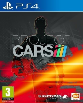 NAMCO Project Cars PS4
