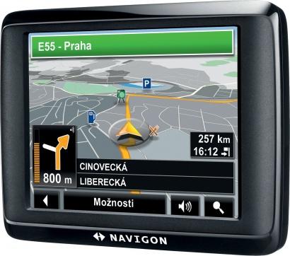 Navigon Primo Regional