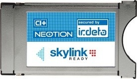 Neotion Modul Irdeto CI + Skylink Ready