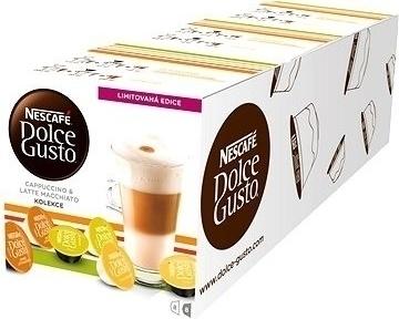 Nescafé Dolce Gusto Bílý Mix Box