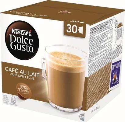 Nescafé Dolce Gusto CAFEAULAIT MAG