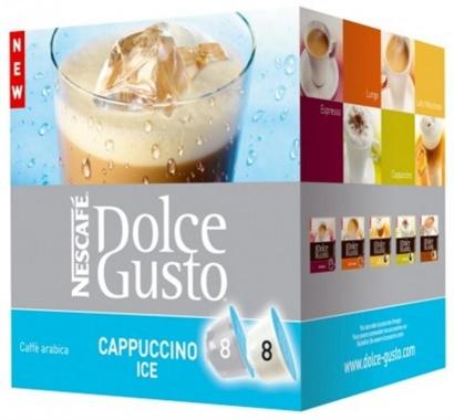 Nescafé Dolce Gusto Cappuccino Ice 8 + 8 ks