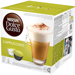 Nescafé Dolce Gusto Cappuccino (new)