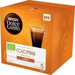 Nescafé Dolce Gusto Columbia (náplň)