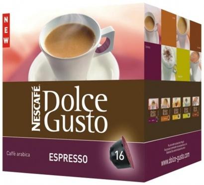 Nescafé Dolce Gusto Espresso 16 ks