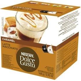 Nescafé DOLCE GUSTO LATTE MACCHIATO CARAMEL 8 + 8 ks