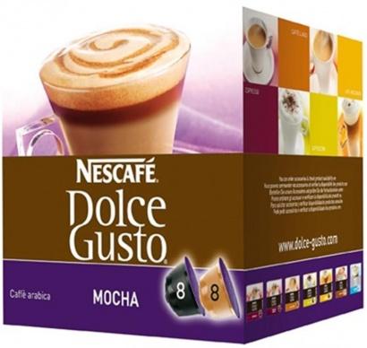 Nescafé Dolce Gusto Mocha 8 + 8 ks
