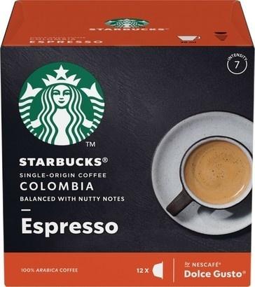 Nescafé Dolce Gusto Starbucks Medium Espresso Colombia