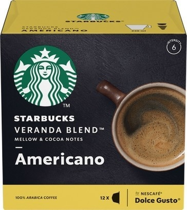 Nescafé Dolce Gusto Starbucks Veranda Blend