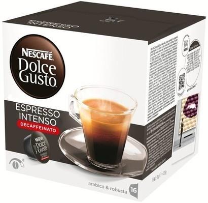 Nescafé Espresso Intenso Decaffeinato Red