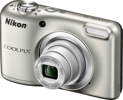 Nikon Coolpix A10 Silver