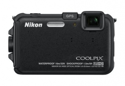 Nikon COOLPIX AW100 BLACK