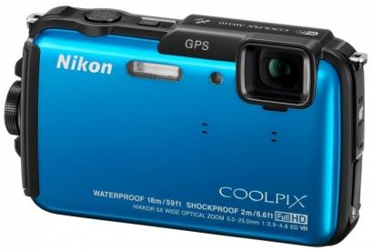 Nikon COOLPIX AW110 Blue