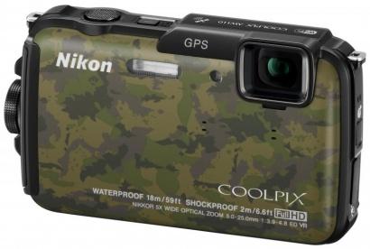 Nikon COOLPIX AW110 Camouflage