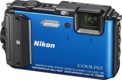 Nikon COOLPIX AW130 Blue