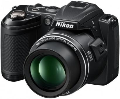 Nikon COOLPIX L120 Black