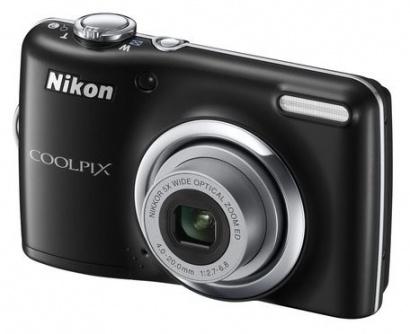 Nikon COOLPIX L23 Black