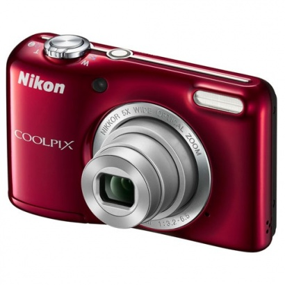 Nikon COOLPIX L27 Red