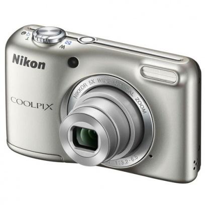 Nikon COOLPIX L27 Silver