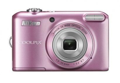 Nikon COOLPIX L28 Pink