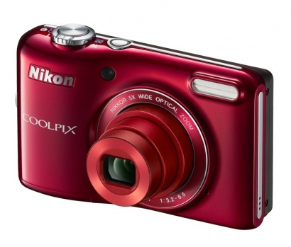 Nikon COOLPIX L28 Red