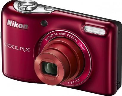 Nikon COOLPIX L30 Red