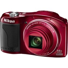 Nikon COOLPIX L610 RED