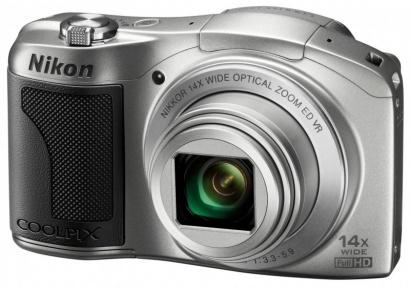 Nikon COOLPIX L610 SILVER