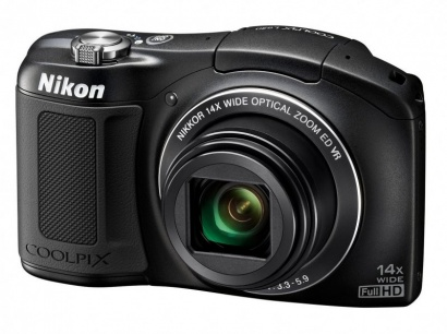 Nikon COOLPIX L620 Black