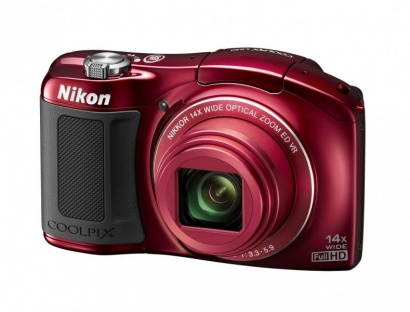 Nikon COOLPIX L620 Red
