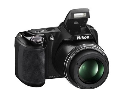 Nikon COOLPIX L810 Black